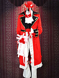 Pandora Hearts Fly Page Ver. Oz Vessalius Cosplay Costume
