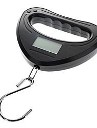 Précision électronique portative suspend échelle numérique - noir (40kg x de 0,01 kg)