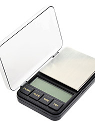 "2.4 ""LCD tragbaren Schmuck Digital Pocket Scale - 200g/0.01g (2xAAA)"