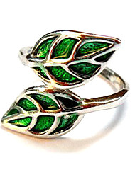 Women's  Leaf-shaped Ring