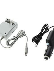 Voiture + AC Accueil Chargeur Pour la Nouvelle Nintendo 3DS