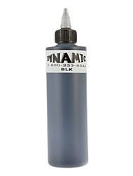 200ML Ink Tattoo Preto