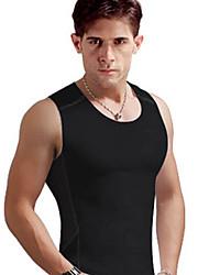 Respiration coton homme Sports Chemises lâches