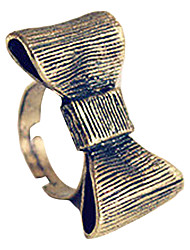 Women's Vintage Bow Ring