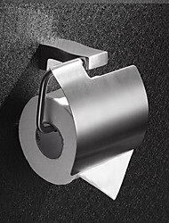 Contemporary Stainless Steel Bathroom Toilet Paper Holder