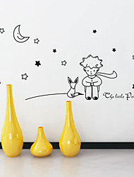 Cartoon Little Prince Wall Stickers