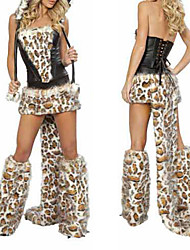 Fierce Leopard Women's Halloween Costume