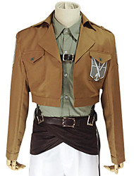 Inspired by Attack on Titan Jean Kirstein Cosplay Costumes