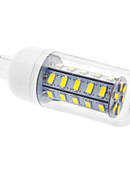 6W G9 LED Corn Lights T 36 SMD 5730 450-490 lm Cool White AC 220-240 V