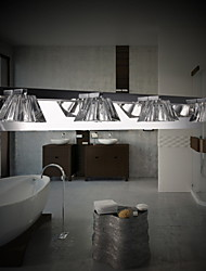 Bathroom Lighting,Modern/Contemporary G4 Metal