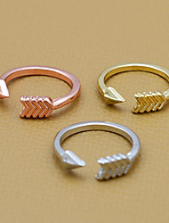 Arrow Open Ring(Assorted Color)