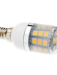 5W E14 LED Corn Lights T 31 SMD 5050 360-400 lm Warm White AC 220-240 V