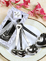 Love Beyond Measure Spoons in Purple Gift Box