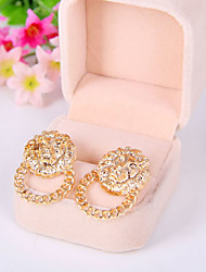 Stud Earrings Alloy Fashion Star Jewelry Daily
