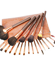 22PCS Professional Makeup Brush Snake Texture