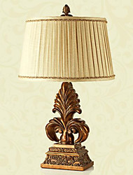 European Style Vintage Table Lamp In Hand Engraving Processing(Large Size) 220-240V
