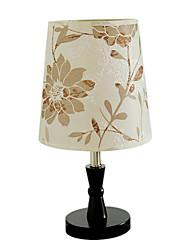 Moderne en bois mini lampe de table