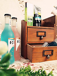 Zakka Two-layers Storage Box