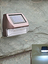Mini Rectangle Solar Deck Light Solar Stairs Lamp Wall Light(Cis-57156)