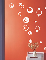 Bubble Circles Wall Stickers