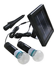 Solar Powered LED Indoor Light
