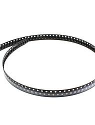100x0805SMD LED verte émetteurs bande (3,0-3.2V)