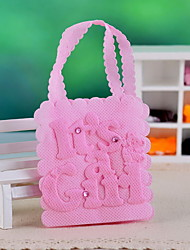 Lovely Favors Bags With Bear - Set Of 12