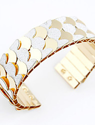 Exquisite Legierung mit Scales Frauen Armband