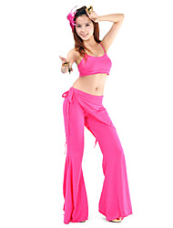 Ballroom Dancewear Rayon Dance Top For Ladies(More Colors)