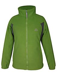 Потепление OURSKY зимних видов спорта Женские Толстые флисовой куртки