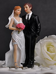 """Cake Toppers """"The Sweet Couple"""" Cake Topper"""