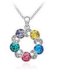 Unique Alloy With Rhinestone Women's Necklace