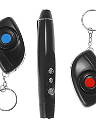 Wireless Remote Control Waren Finder Anti-Lost Alarmanlage Set (2 * CR2032 / 1 * 23A)