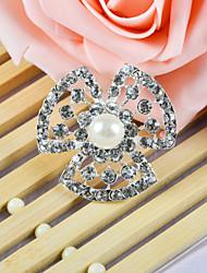 accessorio ornamentale con perla veneziana
