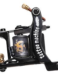 Ferro Fundido Fundição Rotary Tattoo Machine Gun para Shader