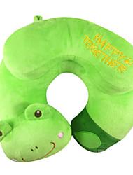 Qute Big Frog U Cuscino da viaggio