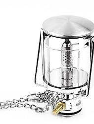 Camping Outdoor Pint-sized lampe à vapeur (nominale Consommation de gaz: 40g / h)