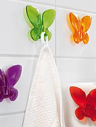 """3""""Multicolor Butterfly Bath Hook(1 Hooks)"""