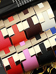 z&x® europe u van dents sieste marque de cuir PU nouveaux daignent bracelet des femmes