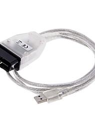 Vente chaude INPA K + CAN K + DCAN USB interface de diagnostic Coder Scanner Reader pour BMW