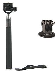 Acessórios para GoPro,Monopé MontagemPara-Câmara de Acção,GoPro Hero 5 Todos Plástico Aço Inoxidável