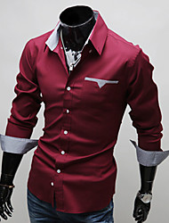 BIKELUN Slim Long Sleeve Shirt