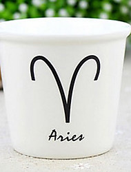 Aries Mug, Ceramic 4oz