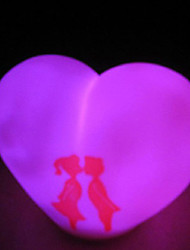 Lovers Christmas Nightlight (Random Color)