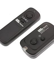 FSK 2.4GHz 16-Kanal Wireless-Auslöser Fernbedienung für Canon / Pentax / Samsung DSLR