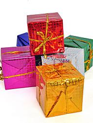 Christmas Gift Box Christmas Decoration (6 stuks Set)