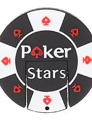 Poker Stars 8GB Dartboard Feature USB Flash Drive
