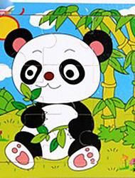 Lovely Cartoon Panda Print Puzzles (9pcs)