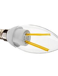 Lampadine a candela - E14 2 Bianco caldo