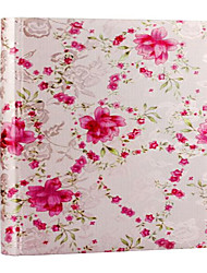 """Rosas rosadas florales estilo 4 """"* 6"""" Album de fotos (300 Pocket)"""